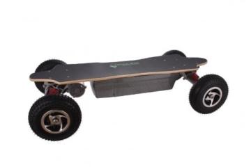 E-Skateboard Gecco 800 test