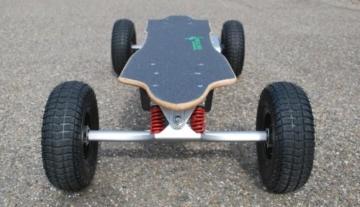 E-Skateboard Gecco 800 - 14 Ah -