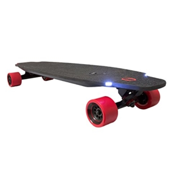 Inboard Technology M1 Elektrisches Skateboard, Schwarz, One Size -