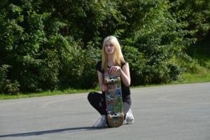 elektro skateboard für mädchen