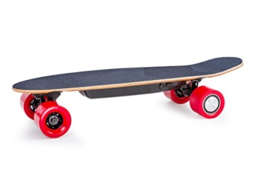 paradox 600w electric skateboard 28 inch cruiser bambus. Black Bedroom Furniture Sets. Home Design Ideas