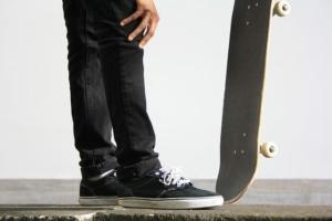 rollen elektro skateboard