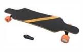 Scoobu Skateboard Elektrisches Longboard X15 mit 1 Motor