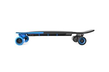 Yuneec E-Go 2 Elektro-Skateboard - royal wave (blau) - EGO2CRUS001 -