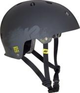 K2 Erwachsene Helm Varsity Helmet black, schwarz, L 59-61, 30B4000.1.1.L -