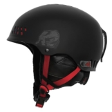 K2 Herren Skihelm Phase Pro, M (55-59 cm), Black Red -