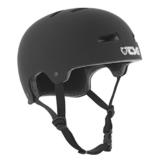 TSG Helm Evolution Solid Color, Flat-Black, L/XL, 75046 -