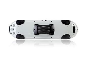 Ethon Spielzeug E-Skate, Weiß, ETH-SBS-00101 -