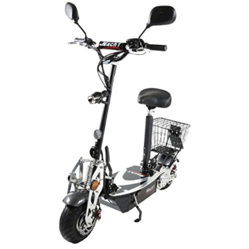 Mach 1 Scooter 1000W vorne mit Strassenzulassung