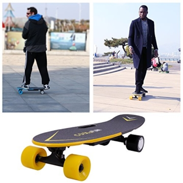 cool fun elektro skateboard kit