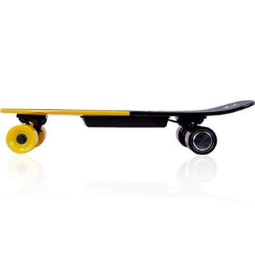 cool fun elektro skateboard seite