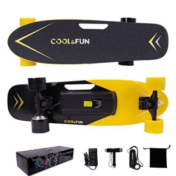 cool fun elektro skateboard zubehör