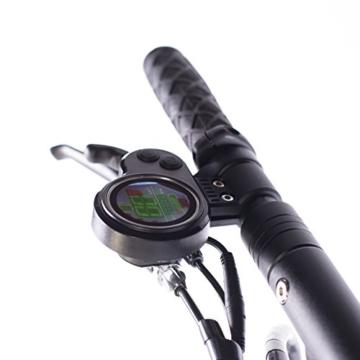 wizzard 2.5 scooter lenker
