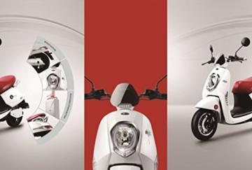 E Moped Elettrico bilder