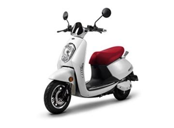 E Moped Elettrico Retro Vespa