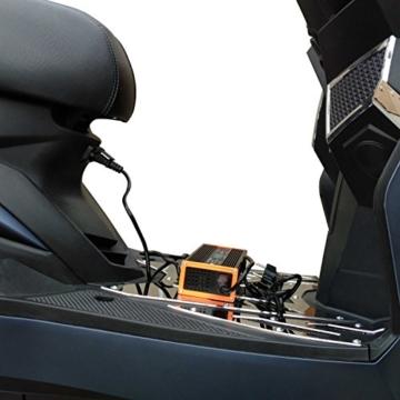 Elektro Moped elektronik
