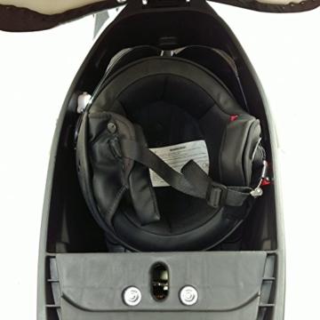 Elektro Moped helmfach