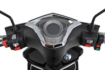 Elektro Moped lenker