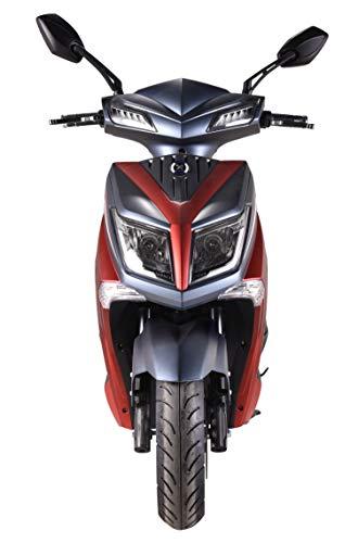 Elektro Moped von vorne