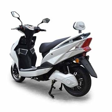 Elektro scooter Futura mit Straßenzulassung