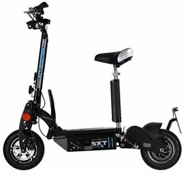 Elektro Scooter mit STVZO