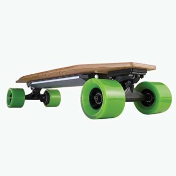 Acton Elektro-Skateboard, Schwarz L schwarz - 2