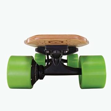 Acton Elektro-Skateboard, Schwarz L schwarz - 7