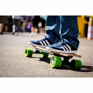 Acton Elektro-Skateboard, Schwarz L schwarz - 9