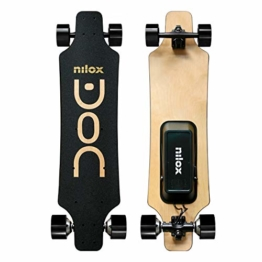 Nilox Unisex Youth DOC Longboard