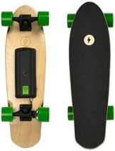 "Ridge Division Model El1 Electric Skateboard 27"" Cruiser, Natural, 27 Inch - 1"