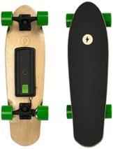 "Ridge Division Model El1 Electric Skateboard 27"" Cruiser, Natural, 27 Inch - 1"