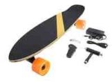 Scoobu E-Hawk Elektrisches Skateboard X16 mit 1 Motor - 1