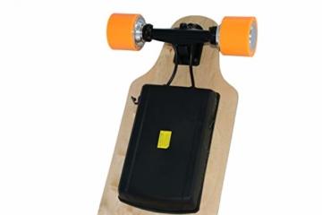 Airel Skateboard Elektrisch | Skateboard Elektrisch Erwachsene | Motorleistung: 250 W. | Elektro Longboards mit Fernbedienung - 3