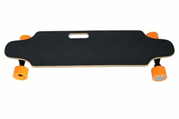 Airel Skateboard Elektrisch | Skateboard Elektrisch Erwachsene | Motorleistung: 250 W. | Elektro Longboards mit Fernbedienung - 1