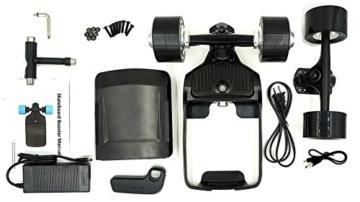 Onan X2.1 - Electric Skateboard Booster - eboardevolution.de (Dual Drive (2WD)) - 9