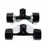 OUKANING Dual-Hub-Burstenloses Motor Antriebs-Rad-Kit 550W 90MM 6364 fur Elektro-Skateboard-Longboar - 1