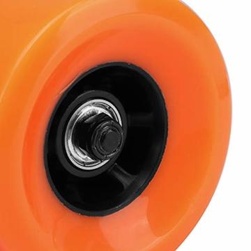 Pinkfishs 550W 90MM 6364 Dual-Hub-Burstenloses Motor Antriebs-Rad-Kit fur Elektro-Skateboard-Longboard - - 7