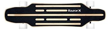 Razor Kinder Electric X1 Rasiermesser Elektrisch Longboard schwarz L - 3