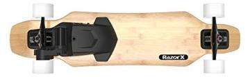 Razor Kinder Electric X1 Rasiermesser Elektrisch Longboard schwarz L - 4