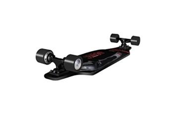 Teamgee H1Elektrisches Longboard Motorisierte Skateboard mit Fernbedienung von Teamgee, UK Adapter - 7