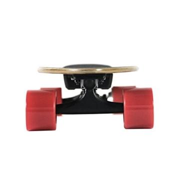 Teamgee H3Elektrisches Longboard Motorisierte Skateboard mit Fernbedienung von Teamgee, UK Adapter - 2