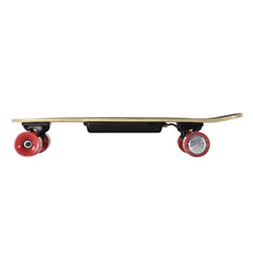 Teamgee H3Elektrisches Longboard Motorisierte Skateboard mit Fernbedienung von Teamgee, UK Adapter - 3