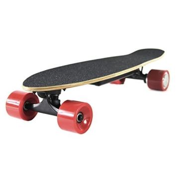 Teamgee H3Elektrisches Longboard Motorisierte Skateboard mit Fernbedienung von Teamgee, UK Adapter - 5