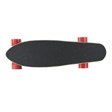 Teamgee H3Elektrisches Longboard Motorisierte Skateboard mit Fernbedienung von Teamgee, UK Adapter - 7