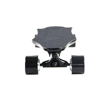 Teamgee H5Elektrisches Longboard Motorisierte Skateboard mit Fernbedienung von Teamgee, UK Adapter - 3
