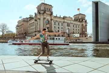 Wheelheels eSkateboard 'Beast' - Made IN Germany - 8