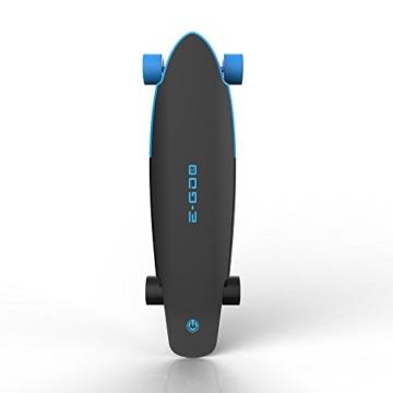 Yunnec EGO 2 E-Longboard Royal Wave inkl. Zubehör Elektro Longboard E-GO 2 - 5