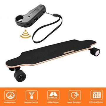 Bunao Elektro Longboard