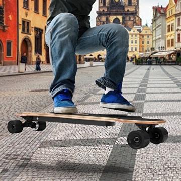 Bunao Elektro skateboard