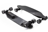 Boosted Stealth Elektrisches-Skateboard - Schwarz - 1